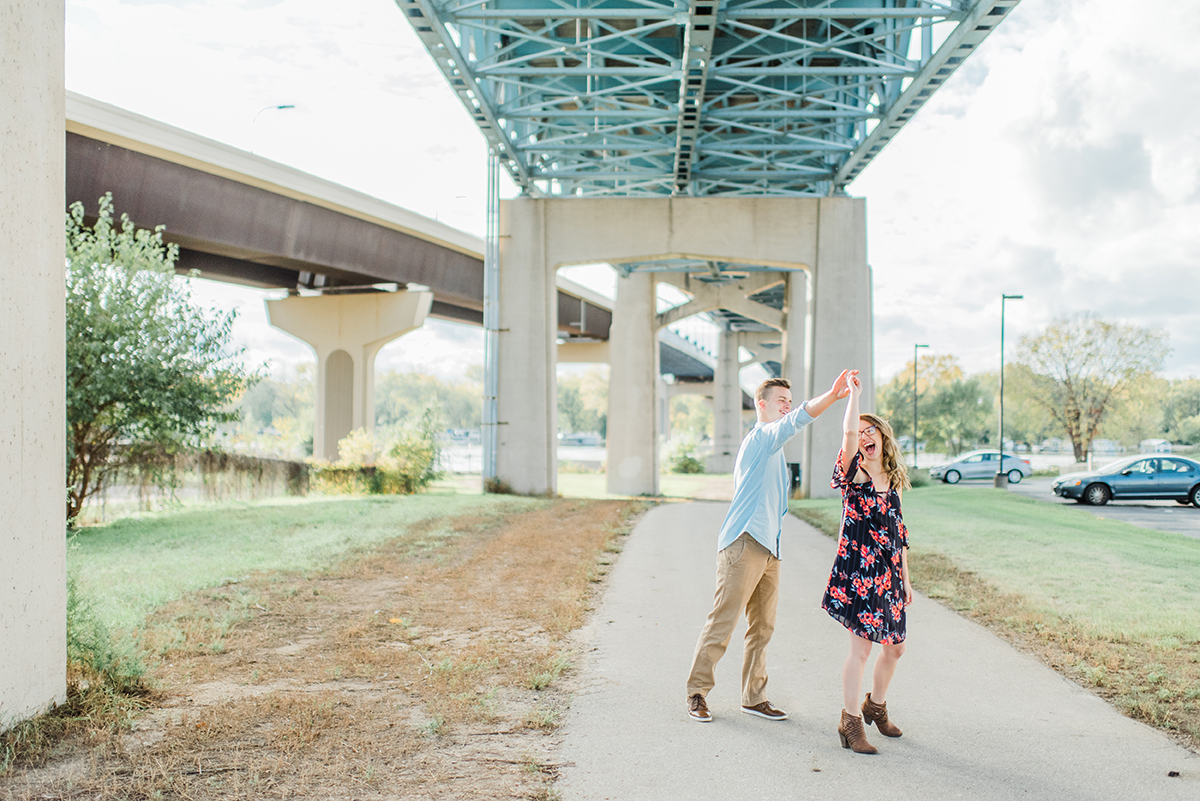 La Crosse, WI Wedding Photographer