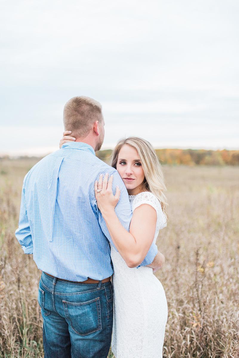 Oshkosh, WI Engagement Photographer
