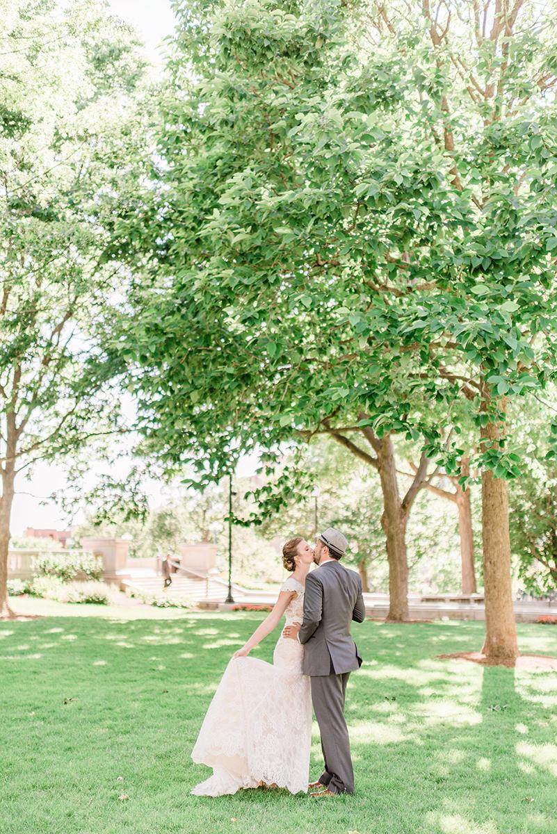 Madison, WI Wedding Photographers - Larissa Marie Photography