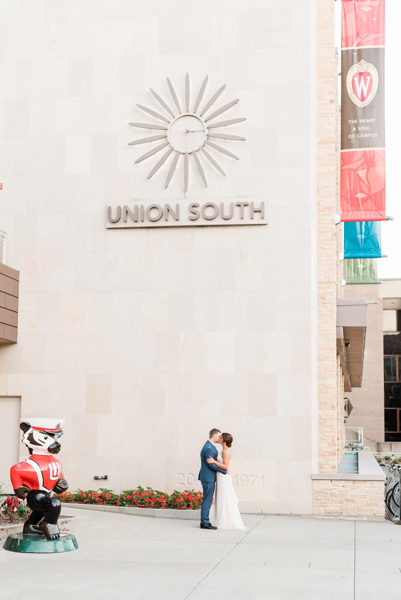 Union South Wedding Photographers - Larissa Marie Photography