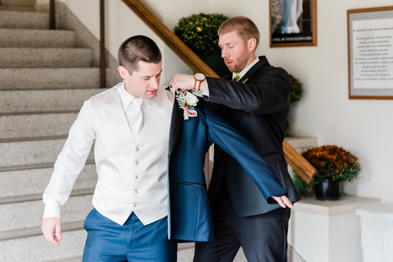 Halie Cody Green Bay Wi Wedding Photographers Larissa Marie