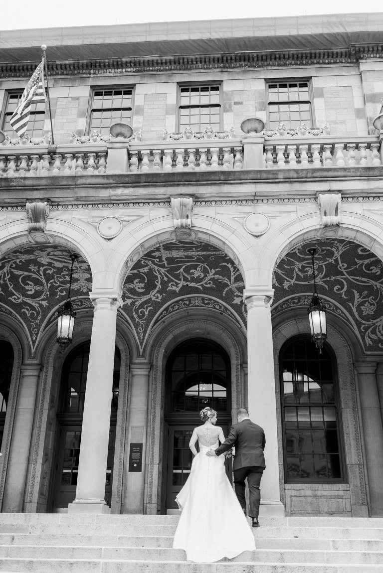 Memorial Union Madison, WI Wedding Photographers - Larissa Marie Photography