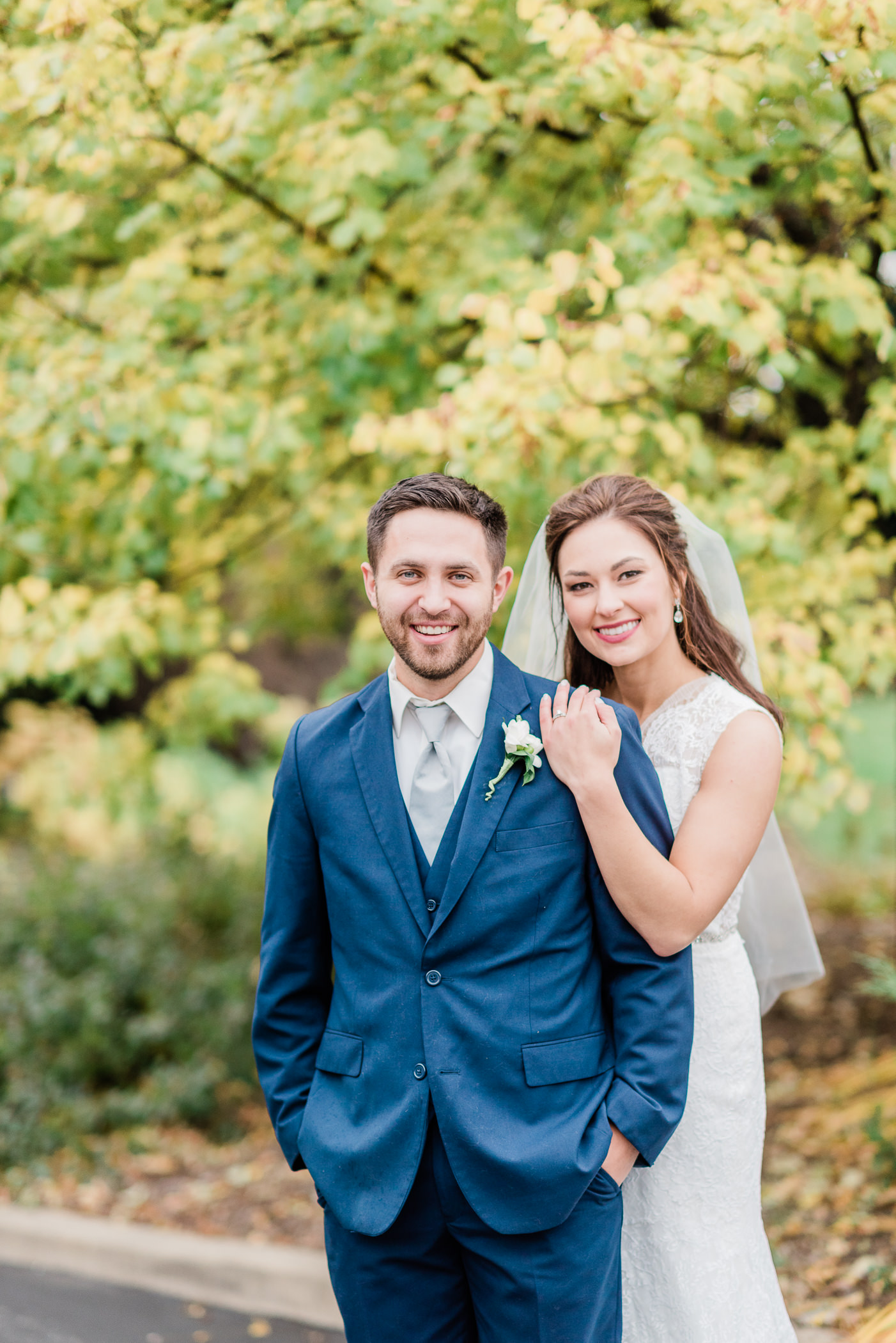 Wisconsin City Club Wedding Photographers - Larissa Marie Photography