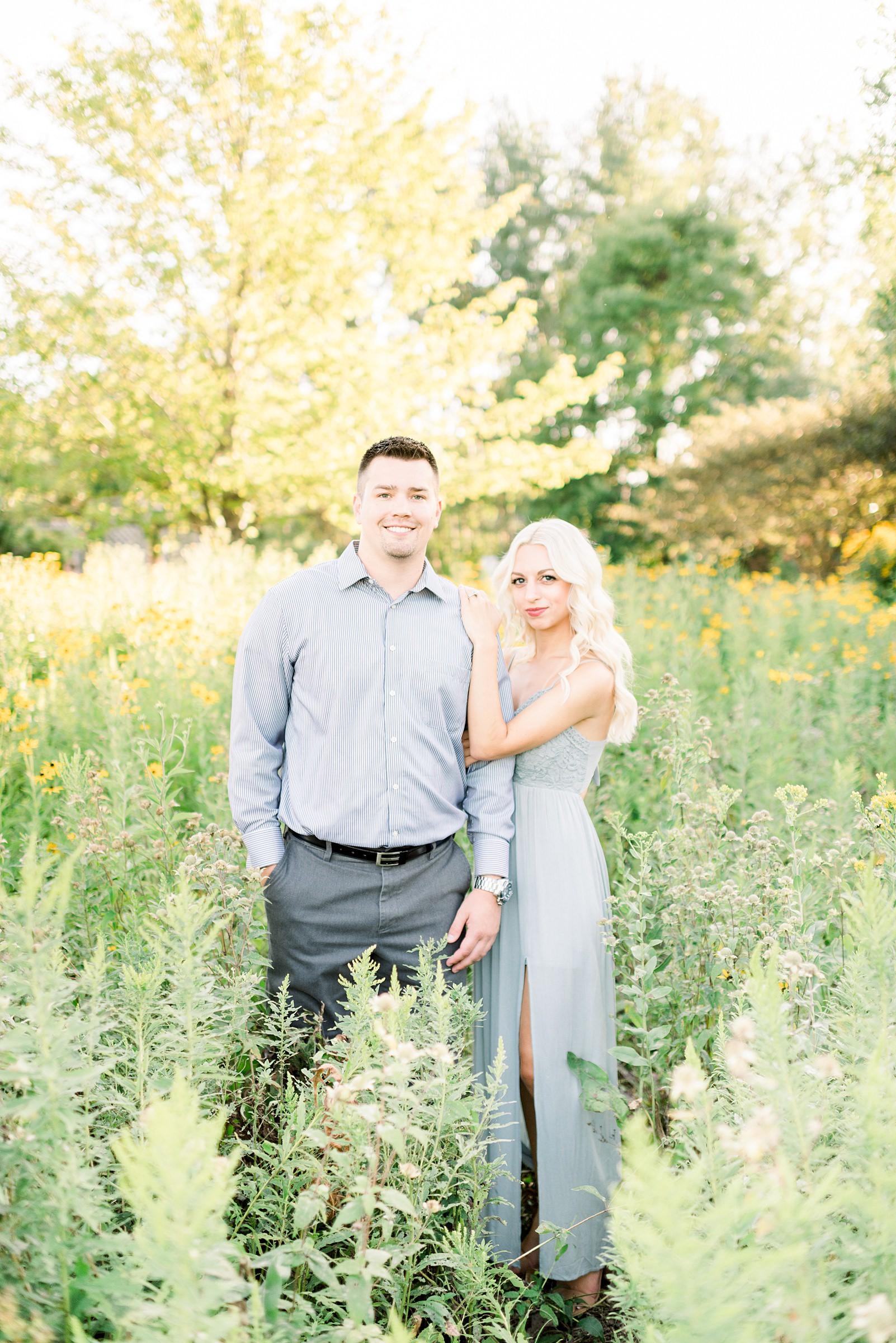 Appleton, WI Engagement Photographer - Larissa Marie Photography