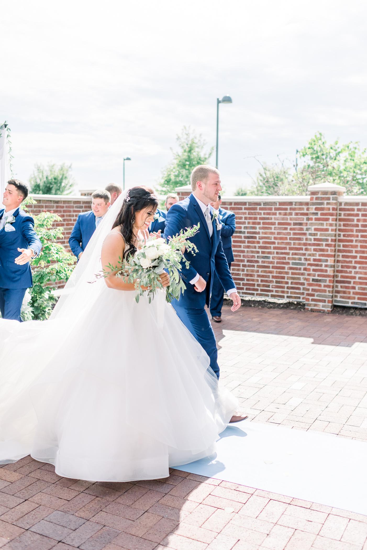Noah's Event Venue Wedding Day