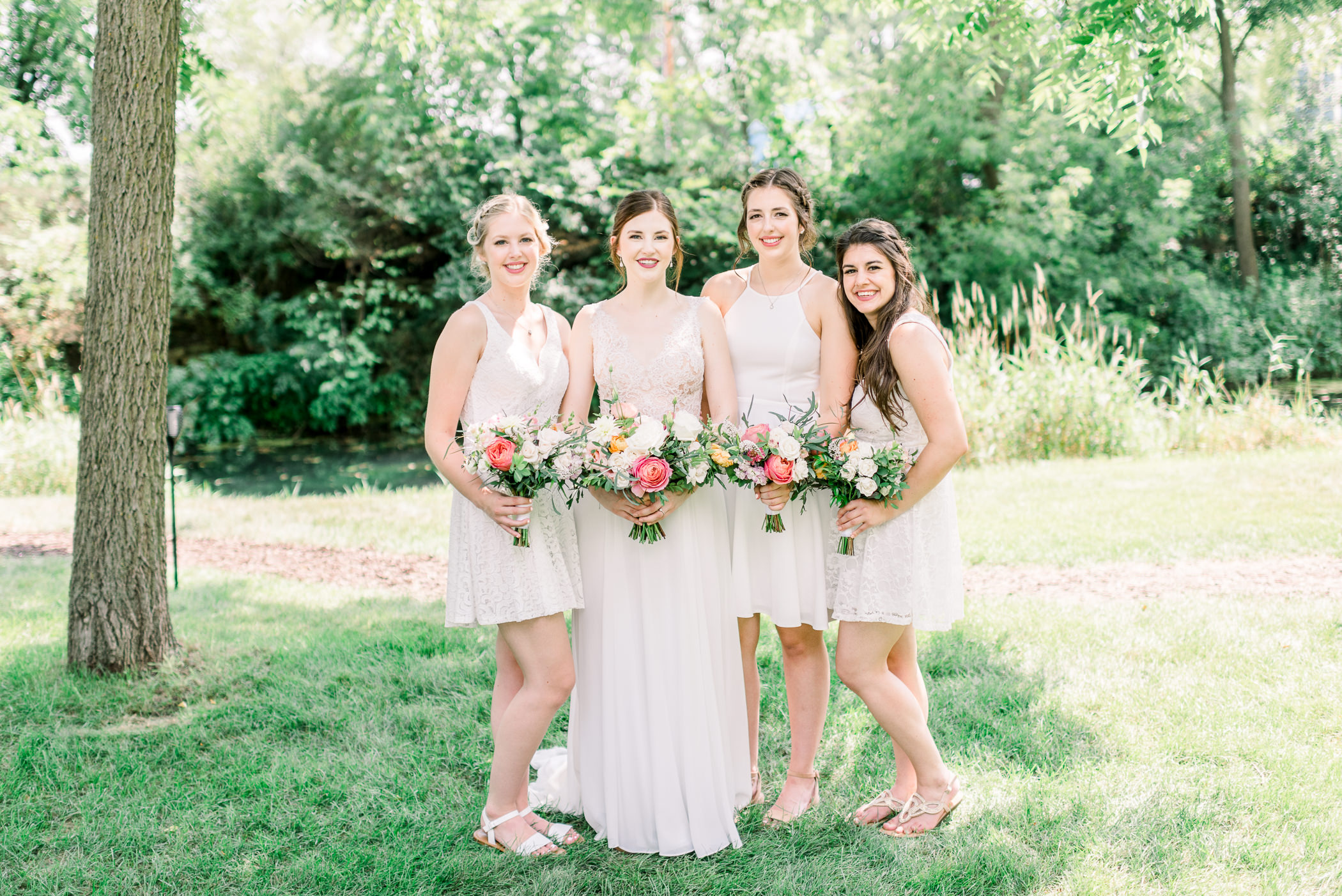 Paoli, WI Wedding Photographers - Larissa Marie Photography