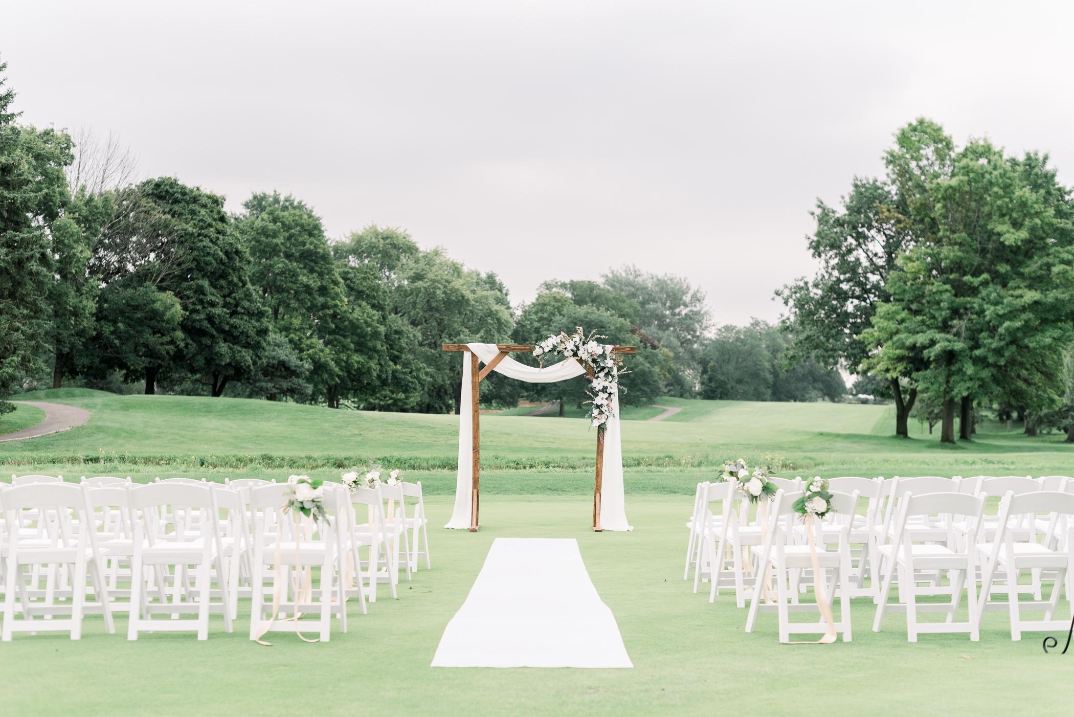 Itasca Country Club Wedding Photographers