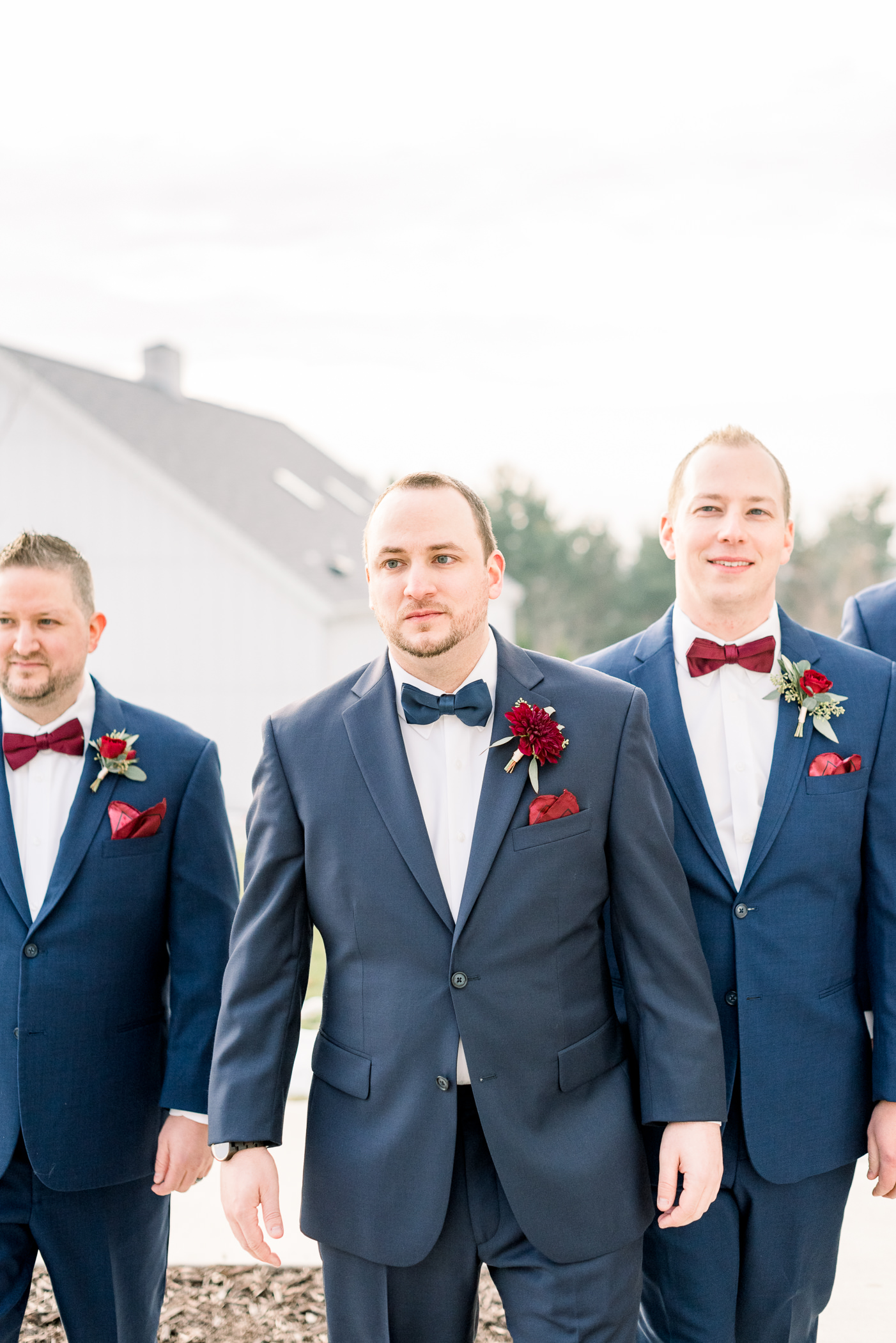The Field's Reserve Wedding Photographers