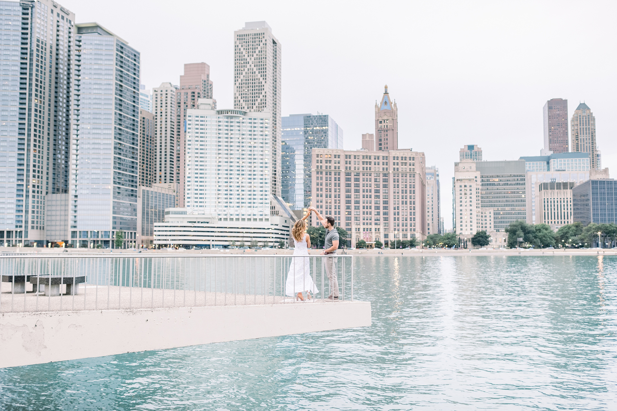 Chicago, IL Wedding Photographers - Larissa Marie Photography