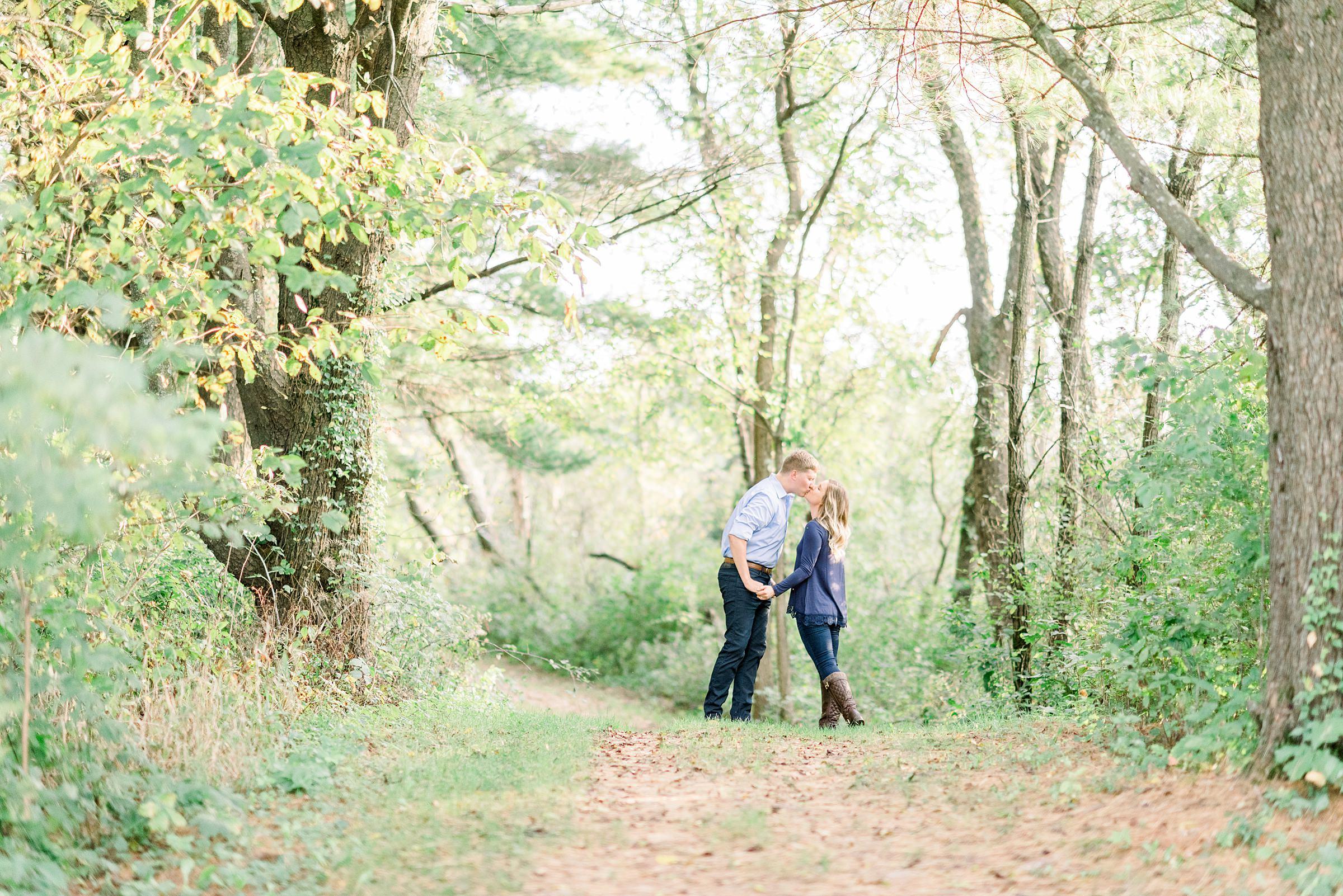 Mount Horeb, WI Engagement Session - Larissa Marie Photography
