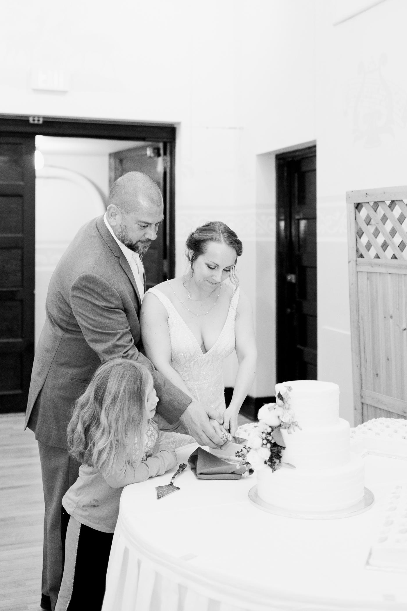 Turner Hall of Monroe, WI Wedding Photographers