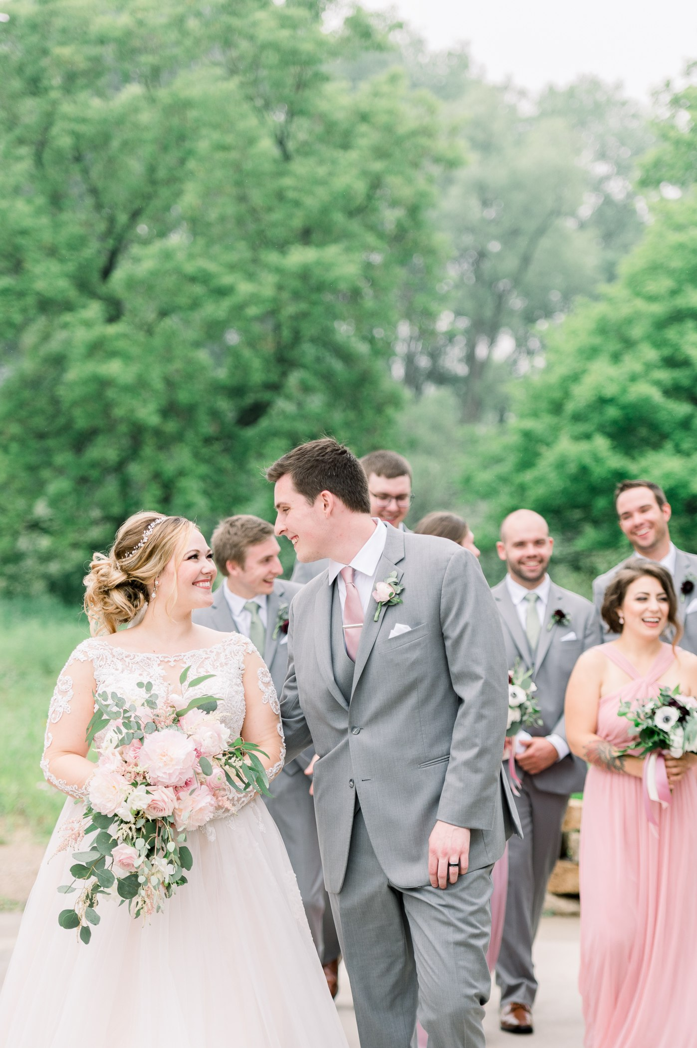 Gordon Bubolz Nature Preserve Wedding Photographers
