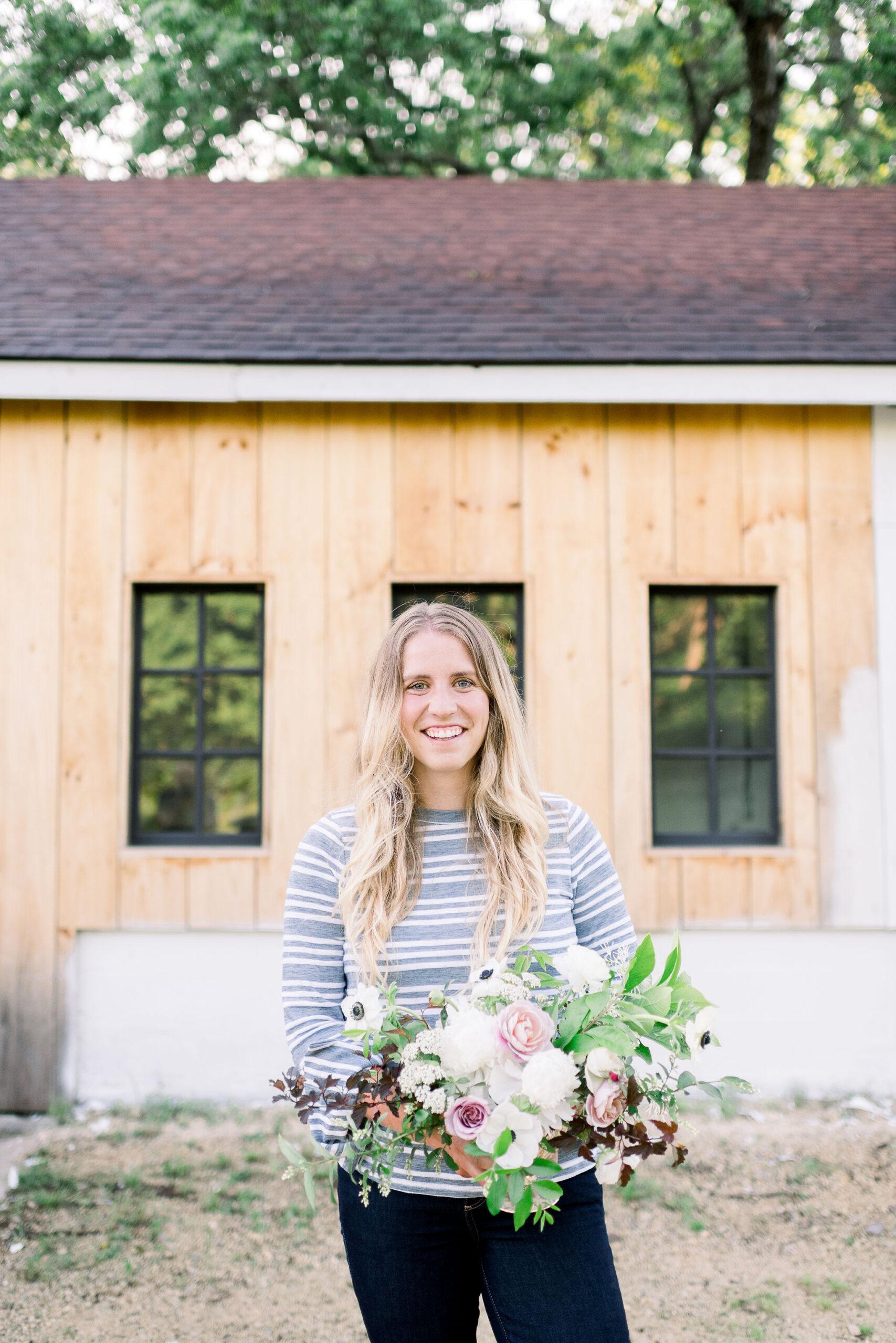 Wisconsin Wedding Flowers - Homestead Wisconsin