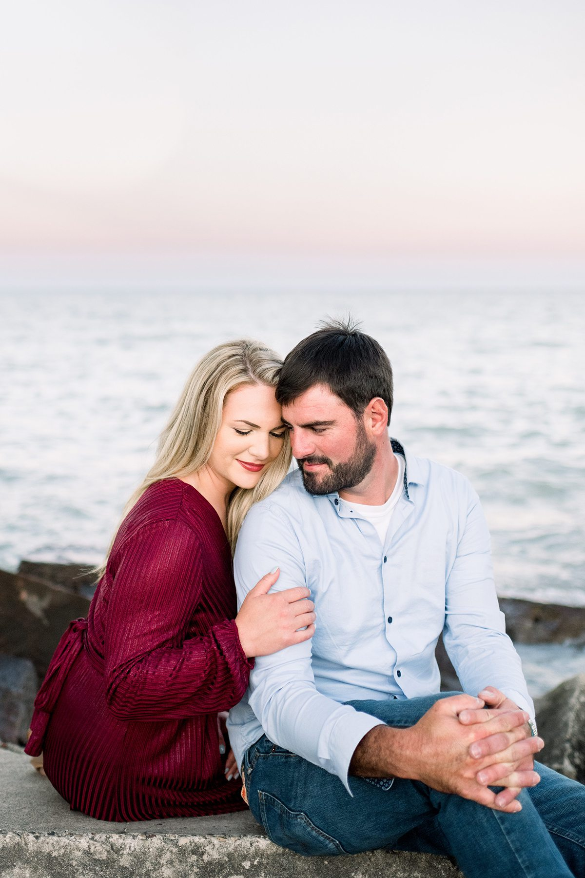 Lake Park Milwaukee Engagement Photographers