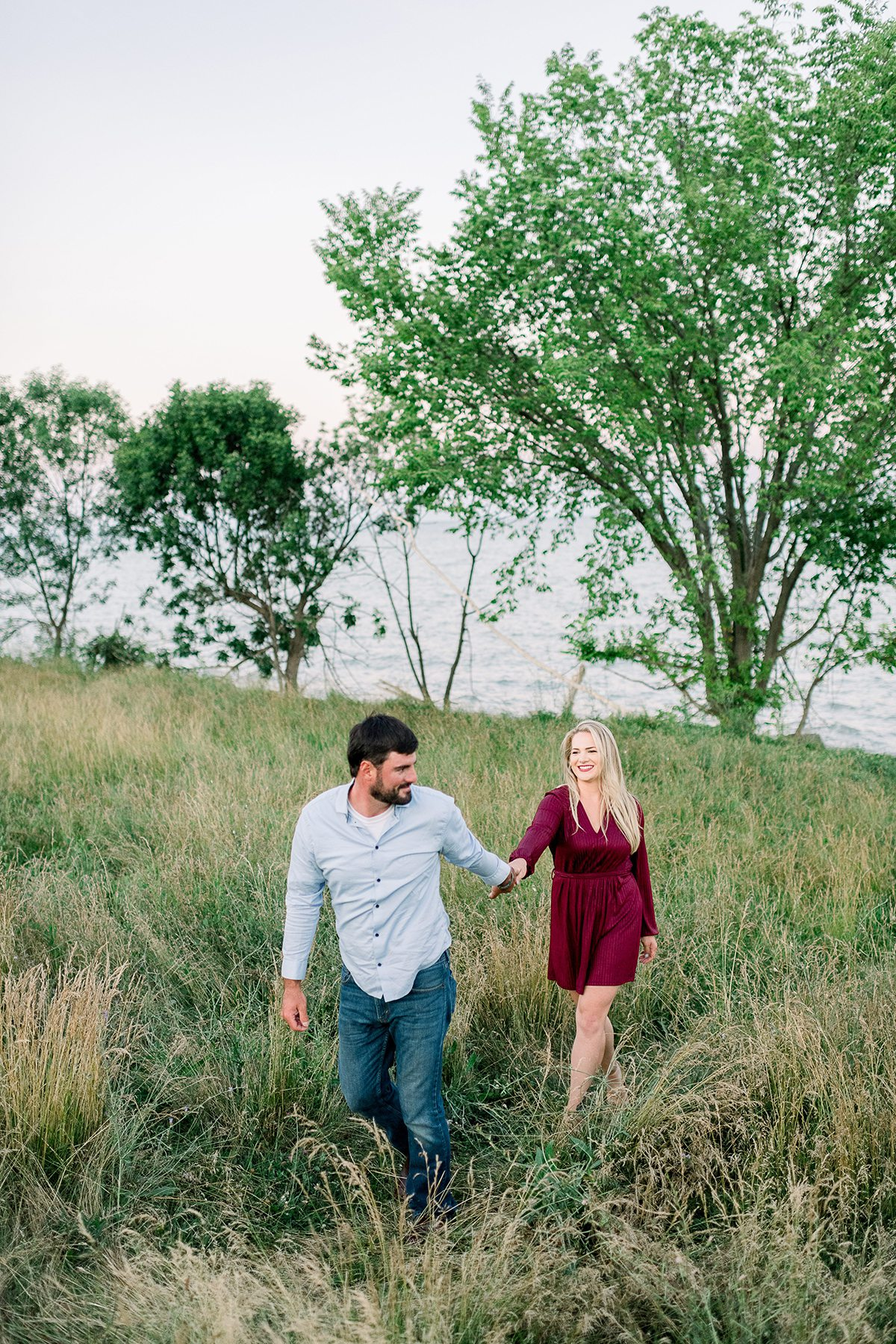 Milwaukee, WI Engagement Photographers