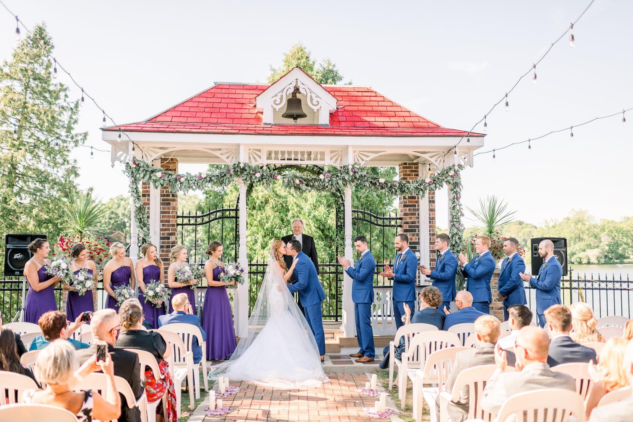 Gold Mast Inn Wedding Photographers