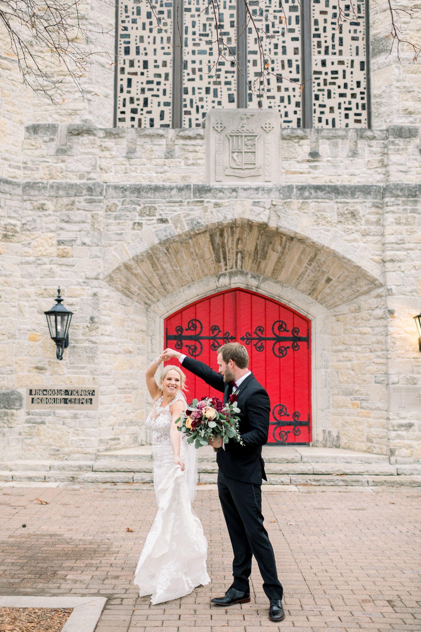St. Johns Military Academy Wedding Photographers