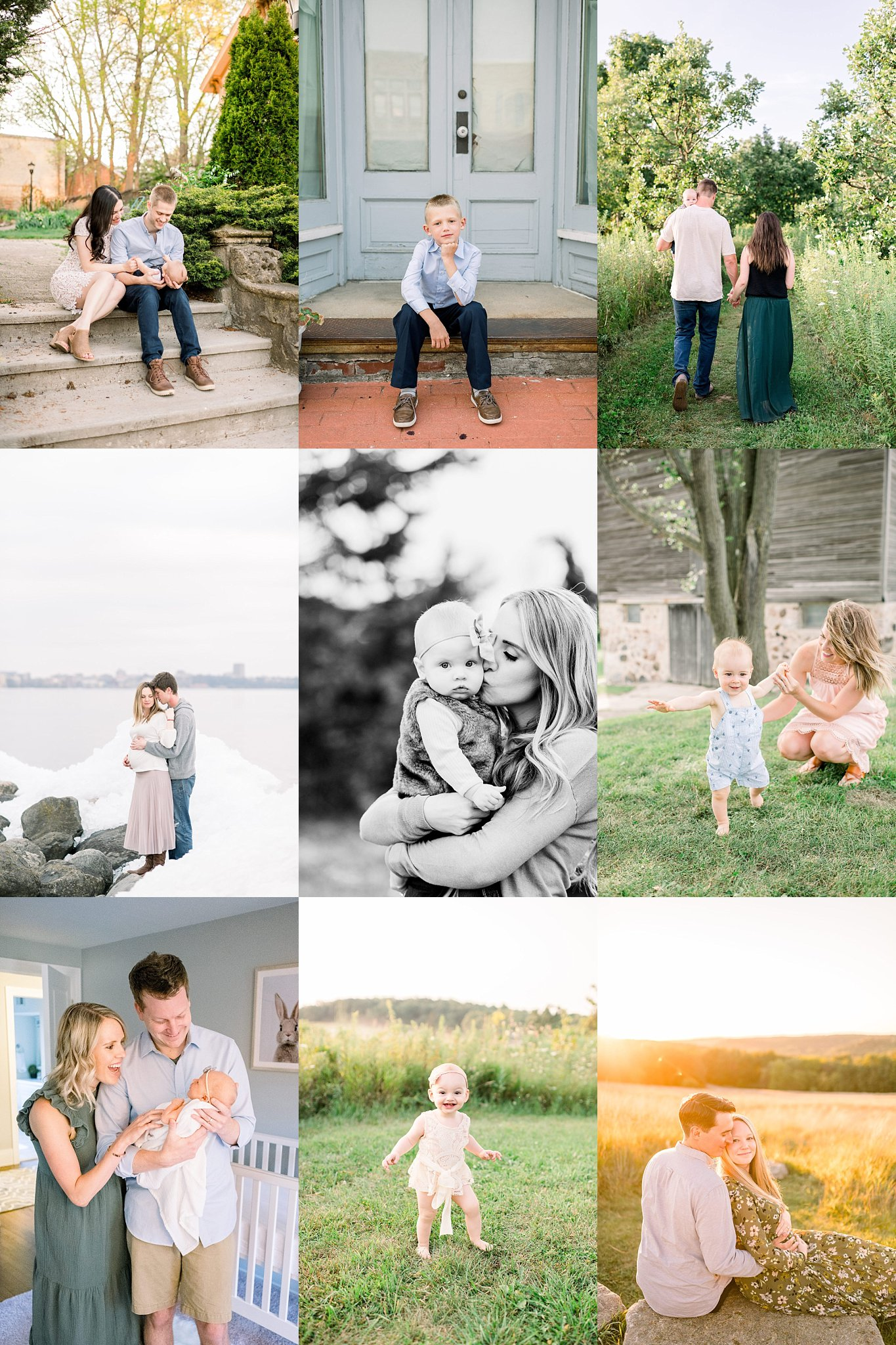 Madison, WI Newborn Photographers