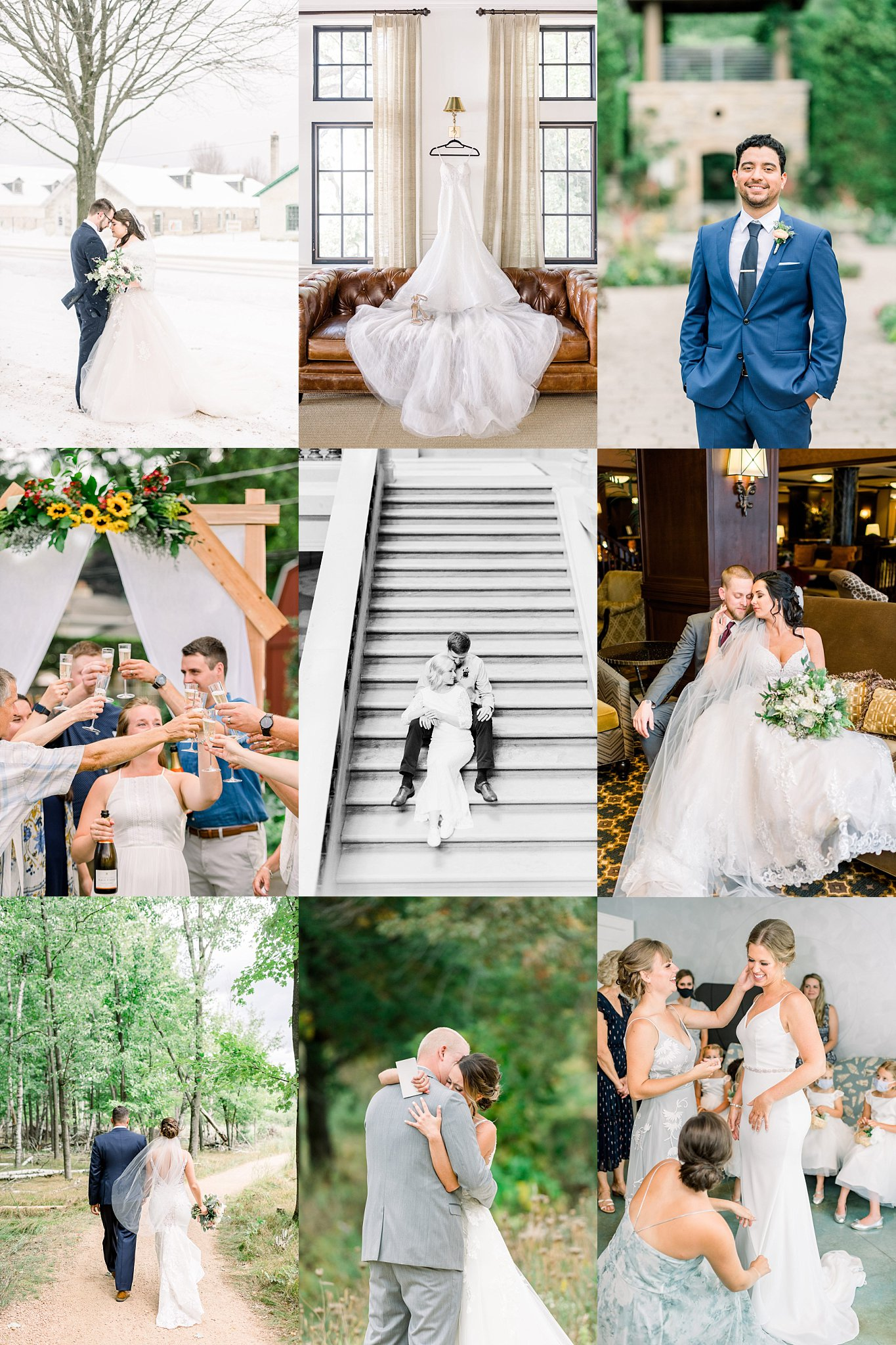2020 Wedding Photography Recap