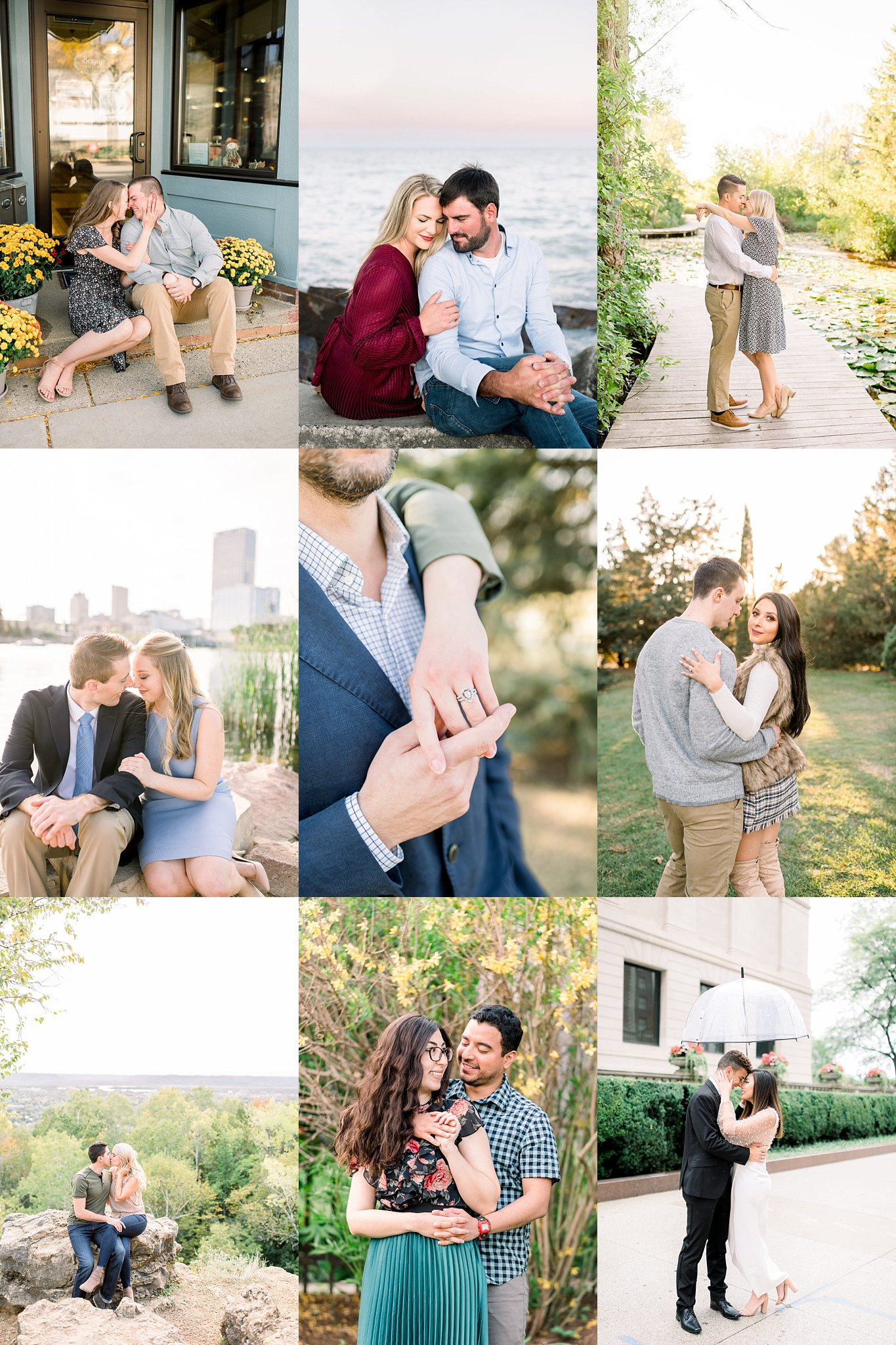 Wisconsin Engagement Session Ideas