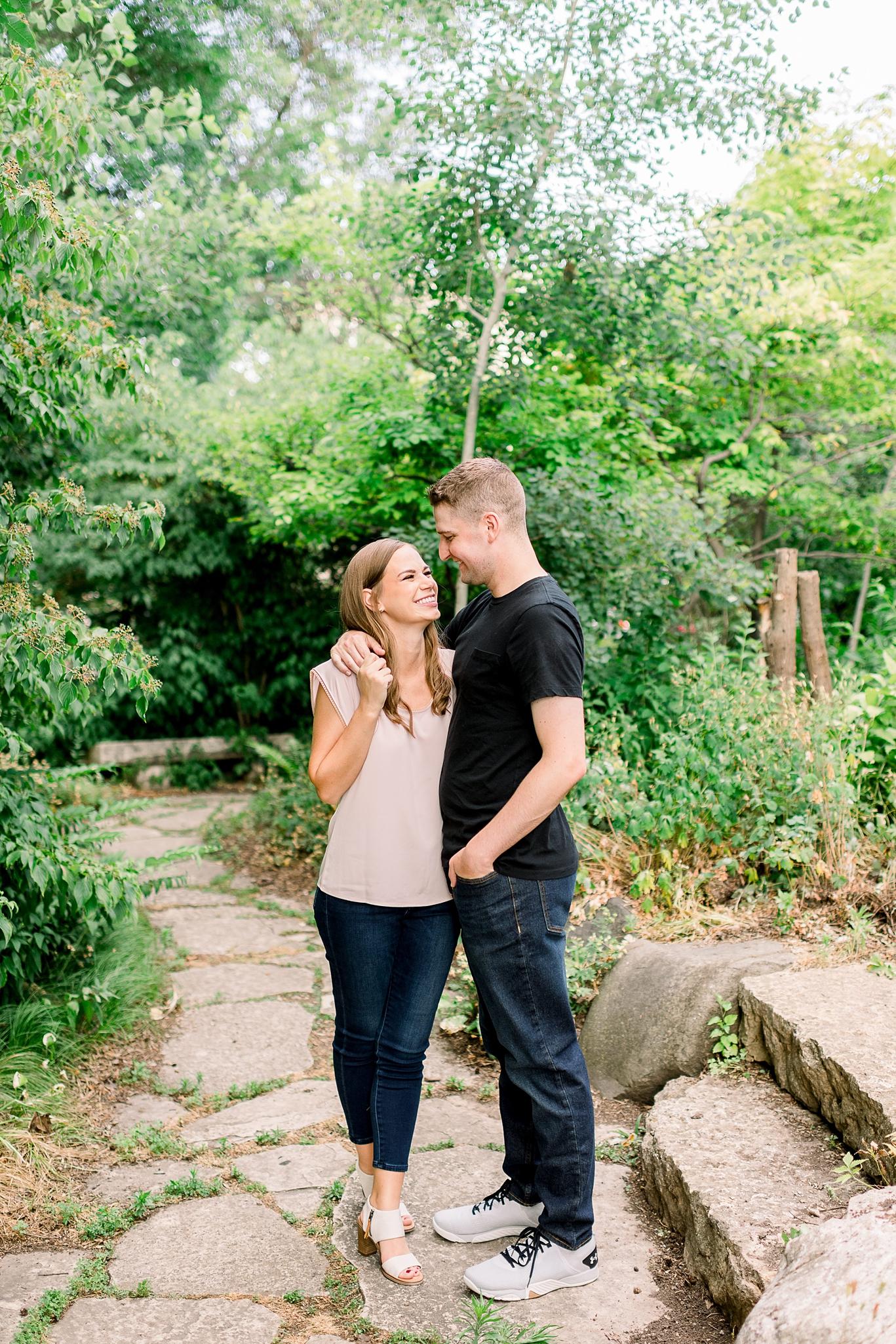 Madison, WI Engagement Photographers