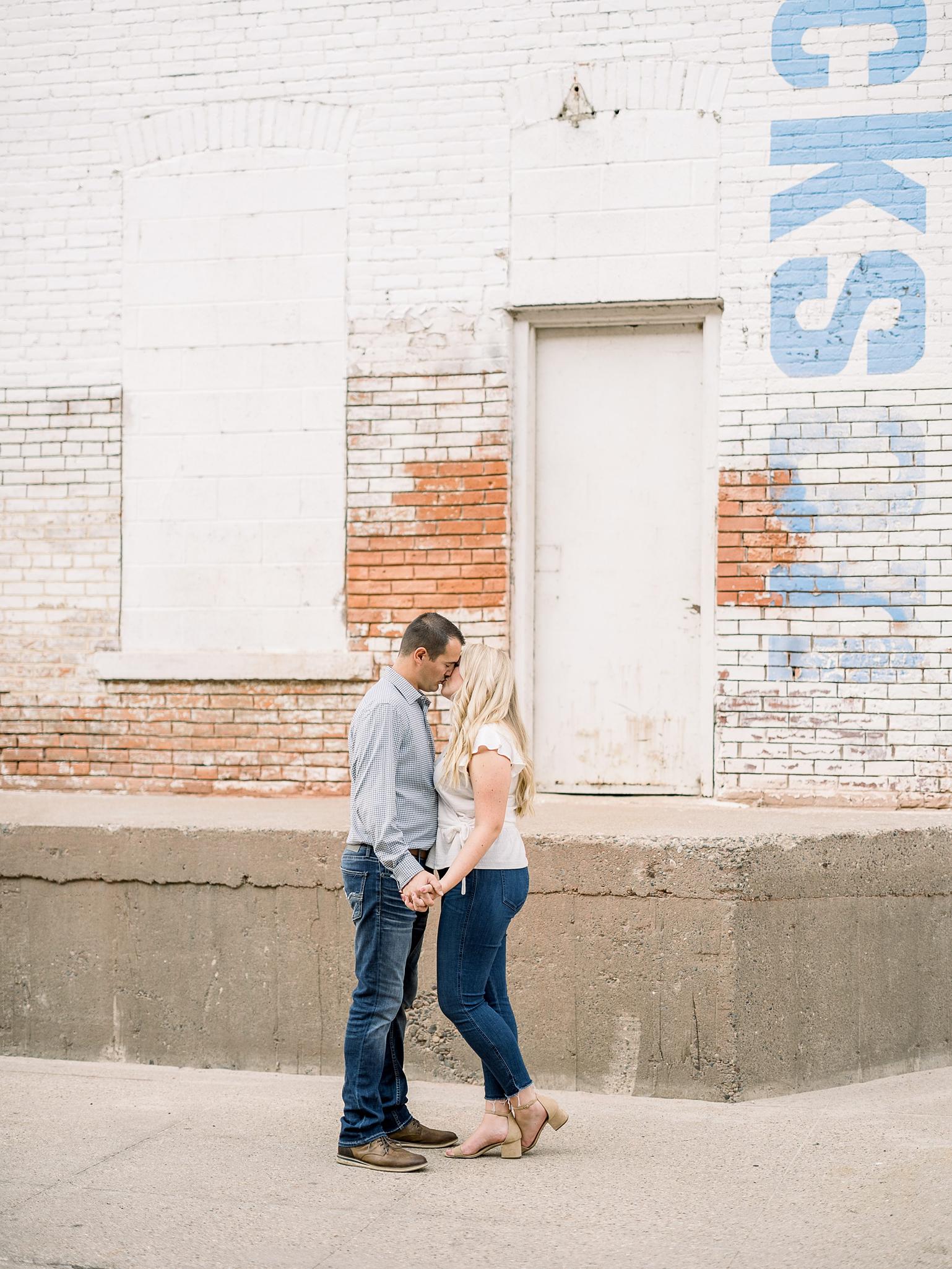 Dubuque, IA Engagement Photographers